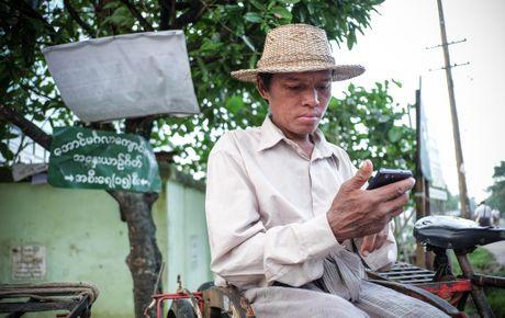 Zalo va tham vong 50% thi phan tai Myanmar - Anh 3