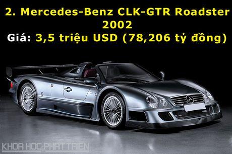 10 sieu xe Mercedes-Benz dat nhat trong lich su - Anh 2