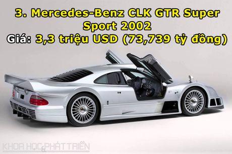 10 sieu xe Mercedes-Benz dat nhat trong lich su - Anh 3