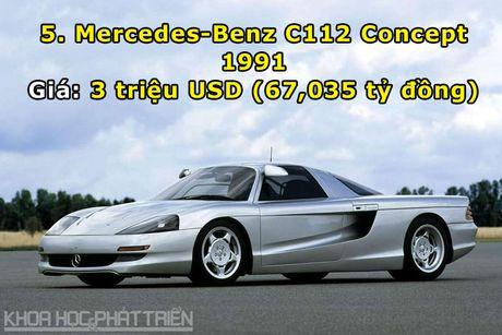 10 sieu xe Mercedes-Benz dat nhat trong lich su - Anh 5