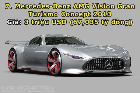 10 sieu xe Mercedes-Benz dat nhat trong lich su - Anh 7
