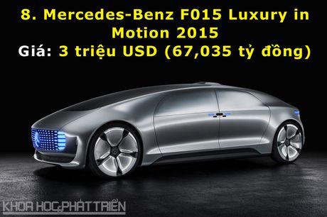 10 sieu xe Mercedes-Benz dat nhat trong lich su - Anh 8