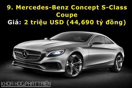 10 sieu xe Mercedes-Benz dat nhat trong lich su - Anh 9