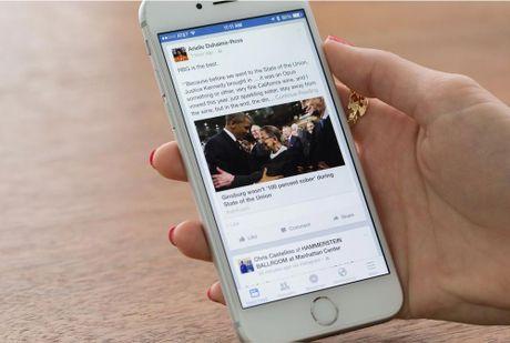 Quyet dau voi Snapchat, Facebook mua hang cong nghe nhan dien mat thu hai - Anh 1