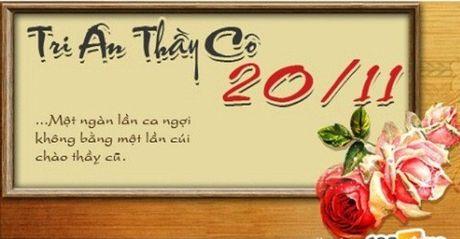 Nhung loi chuc Ngay Nha giao Viet Nam 20-11 hay va y nghia nhat - Anh 1