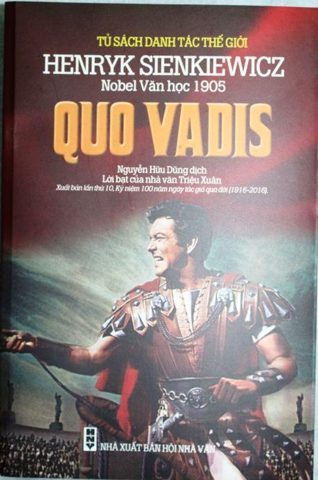 Ky niem 100 nam ngay mat cua dai van hao Ba Lan Henryk Sienkiewicz - Anh 2