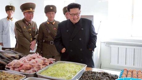 Ong Kim Jong-un tang can, Trung Quoc cam dan mang nhao bang - Anh 1