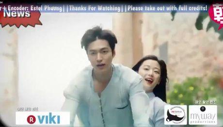 Huyen thoai bien xanh tap 2: Jun Ji Hyun song cung Lee Min Ho - Anh 1