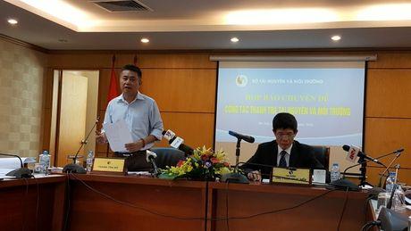Ket qua ban dau thanh tra vu Nui Phao, Lee&Man va DAP Dinh Vu - Anh 1