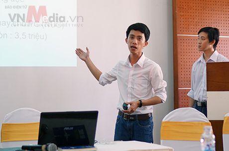 Nhung hinh anh an tuong Chung khao Giai thuong Nhan tai Dat Viet - Anh 11