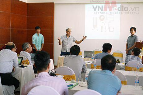 Nhung hinh anh an tuong Chung khao Giai thuong Nhan tai Dat Viet - Anh 12