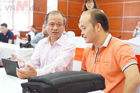 Nhung hinh anh an tuong Chung khao Giai thuong Nhan tai Dat Viet - Anh 13