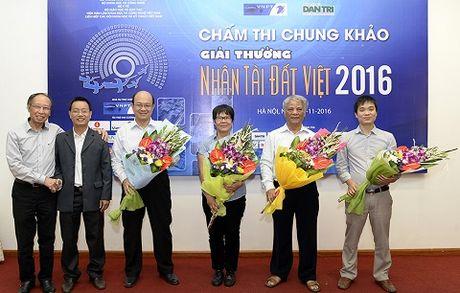 Nhung hinh anh an tuong Chung khao Giai thuong Nhan tai Dat Viet - Anh 1