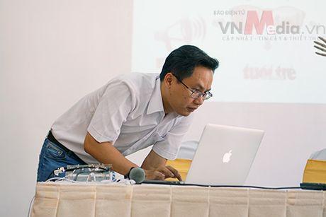 Nhung hinh anh an tuong Chung khao Giai thuong Nhan tai Dat Viet - Anh 7