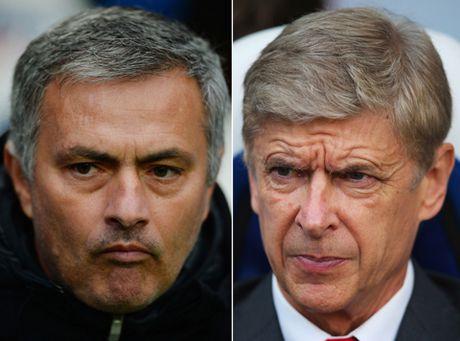 Wenger se lan dau tien no nu cuoi truoc Mourinho? - Anh 1