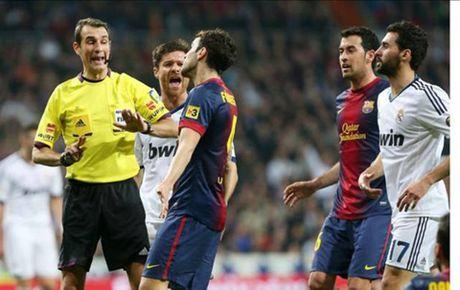 'Than ho menh' cua Barca khien Real lo lang - Anh 1
