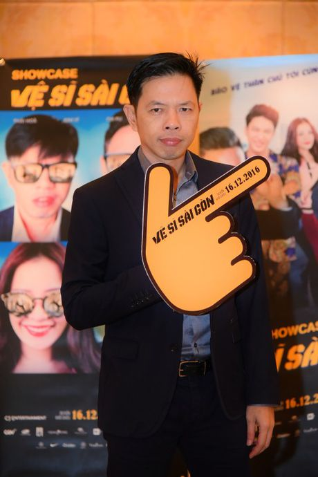 Thai Hoa: Nghe dao dien kho, nen toi khoai - Anh 1
