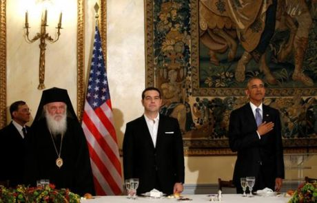 Nhung dieu TT Obama da thuc hien o diem dung dau tien trong chuyen cong du cuoi cung - Anh 1