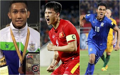 Cong Vinh va top 7 ung vien canh tranh 'Chiec giay Vang' AFF Cup 2016 - Anh 1