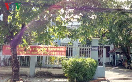 Khong truy cuu trach nhiem Pho Van phong So 'thut ket' 400 trieu - Anh 1