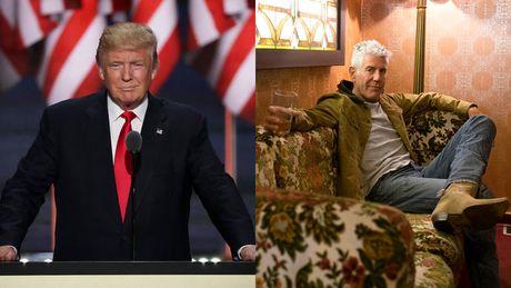Dau bep an bun cha voi Obama the khong an cung Donald Trump - Anh 1