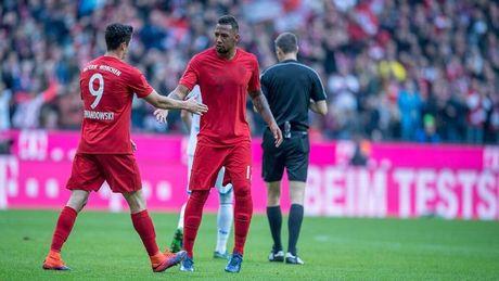 Jerome Boateng choc tuc Dortmund truoc tran Klassiker kinh dien - Anh 1