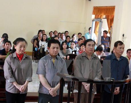 Nguyen Chu tich Hiep hoi Luong thuc Viet Nam linh an 13 nam tu - Anh 1