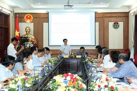 Pho Thu tuong Vu Duc Dam lam viec tai tinh Dak Nong - Anh 1