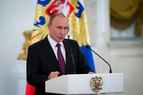 Tin hieu ong Putin nam them mot nhiem ky tong thong - Anh 1