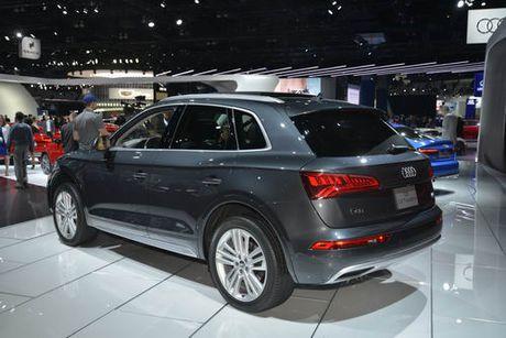 Audi Q5 the he moi trinh lang - Anh 3