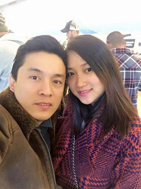Lam Truong xac nhan vo mang thai con gai hon 6 thang - Anh 2