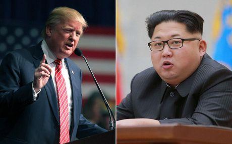 Trieu Tien ra gia cho Donald Trump de rut quan My khoi Han Quoc - Anh 1