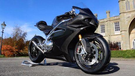 Mo xe sieu moto Norton V4 RR gia chat 780 trieu dong - Anh 1