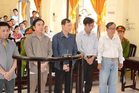 Nguyen TGD cong ty TNHH MTV DL-TM tinh Kien Giang lanh an 13 nam tu - Anh 1