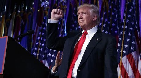 5 buoc giup Donald Trump 'co ca the gioi trong tay' - Anh 1