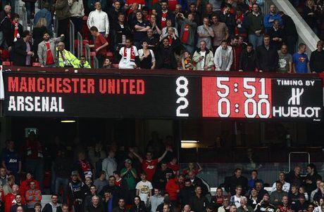 Tin bong da Anh ngay 18/11: Khieu khich Arsenal, fan MU tuc gian - Anh 1
