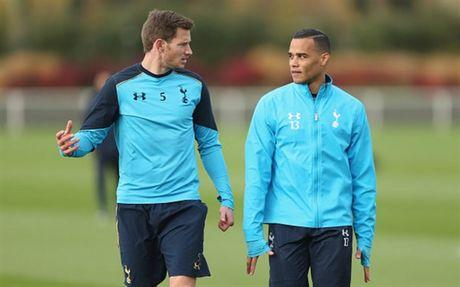 Tottenham 'u am' tap luyen truoc ngay tro lai NHA - Anh 2