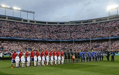 Real huong toi tran derby Madrid cuoi cung tren san Vicente Calderon - Anh 1