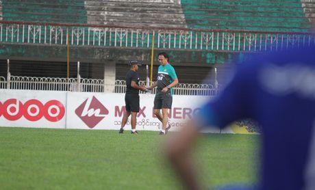 DT Malaysia de cao canh giac voi thay tro HLV Huu Thang - Anh 2