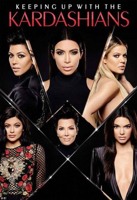 Gia dinh Kim Kardashian kiem bon tien nho truyen hinh thuc te - Anh 3