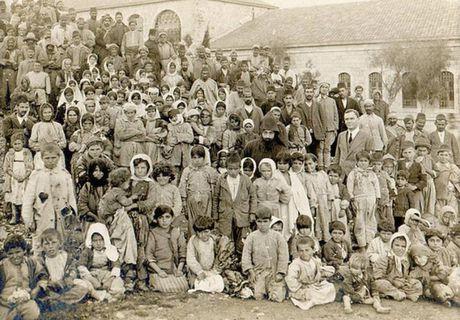 Kinh hoang vu diet chung nguoi Armenia hon 100 nam truoc - Anh 12