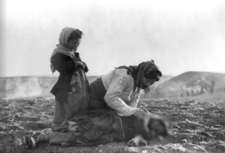 Kinh hoang vu diet chung nguoi Armenia hon 100 nam truoc - Anh 4
