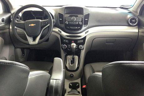 Can canh 'xe hop dinh loi' Chevrolet Orlando tai Viet Nam - Anh 5