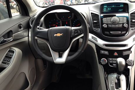 Can canh 'xe hop dinh loi' Chevrolet Orlando tai Viet Nam - Anh 6