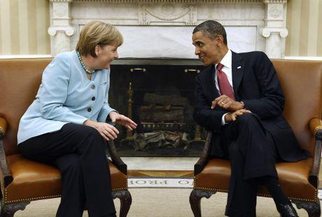 Nguong mo tinh ban cua Tong thong Obama va Thu tuong Merkel - Anh 10