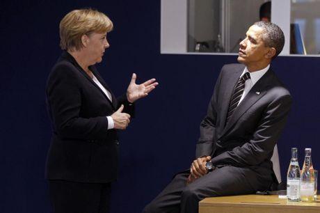 Nguong mo tinh ban cua Tong thong Obama va Thu tuong Merkel - Anh 11