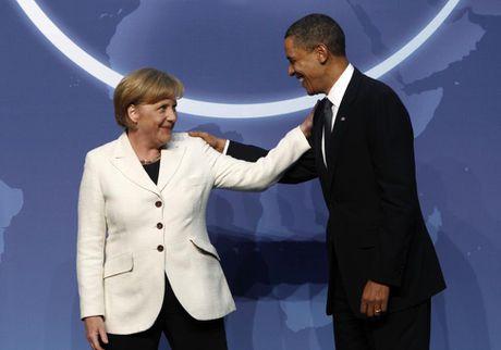 Nguong mo tinh ban cua Tong thong Obama va Thu tuong Merkel - Anh 12