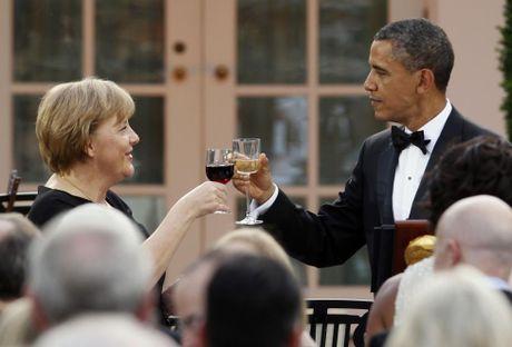 Nguong mo tinh ban cua Tong thong Obama va Thu tuong Merkel - Anh 8