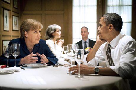 Nguong mo tinh ban cua Tong thong Obama va Thu tuong Merkel - Anh 9