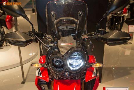 'Xe phuot' Honda CRF 250 Rally thach thuc moi dia hinh - Anh 2